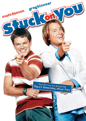 Stuck On You Dvd