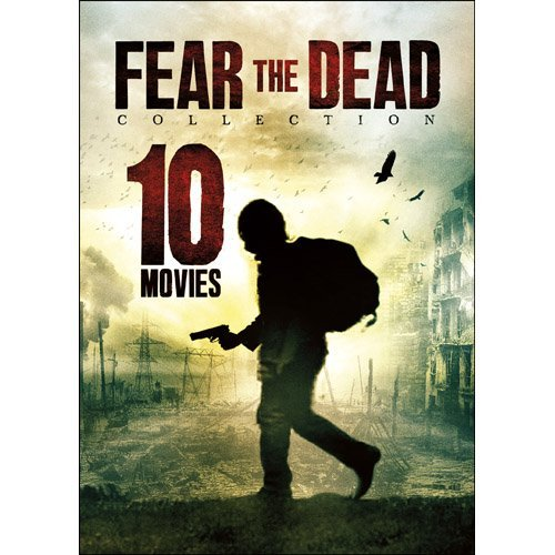 10-Movie Fear the Dead Collection Dvd