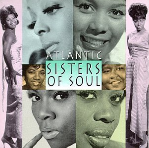Atlantic Sisters of Soul By  Various Artists Cd