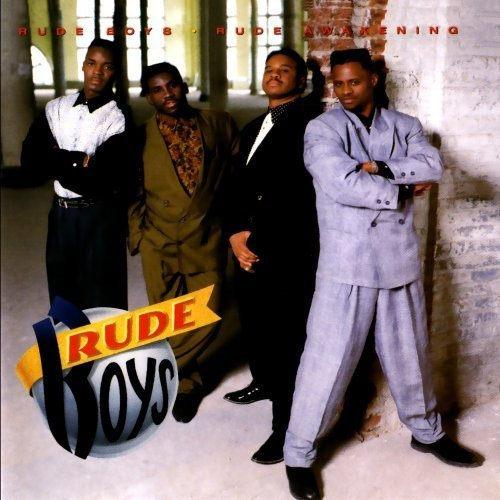 Rude Awakenings By The Rude Boys Cd