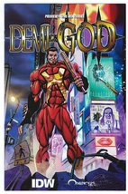Demi God Ashcan Promo Preview Comic Book Ron Marz Andy Smith - IDW 2018 - $4.50