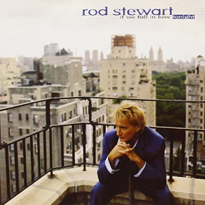 If We Fall in Love Tonight by Stewart, Rod Cd