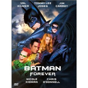Batman Forever Dvd