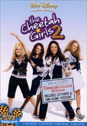 Cheetah Girls 2 Dvd