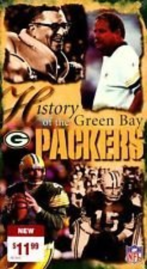 History of the Green Bay Packers Vhs