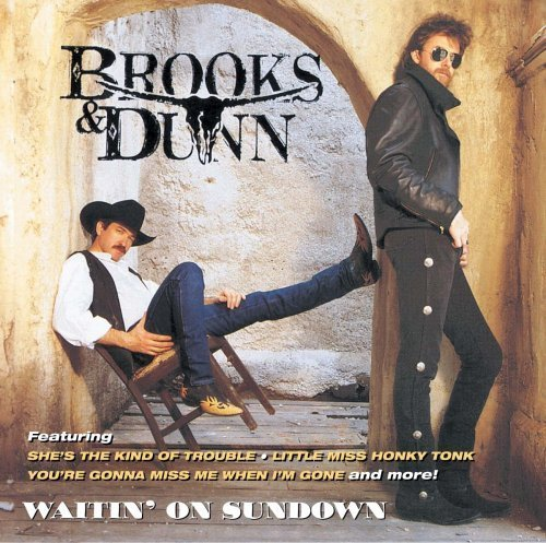 Waitin on Sundown by Brooks  and Dunn Cd