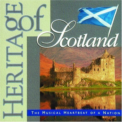 Heritage of Scotland by Various Artists Cd