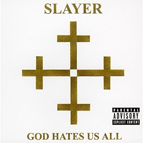 God Hates Us All by Slayer (2001-09-10) [Audio CD] Slayer