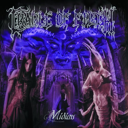 Midian by Cradle of Filth Cd