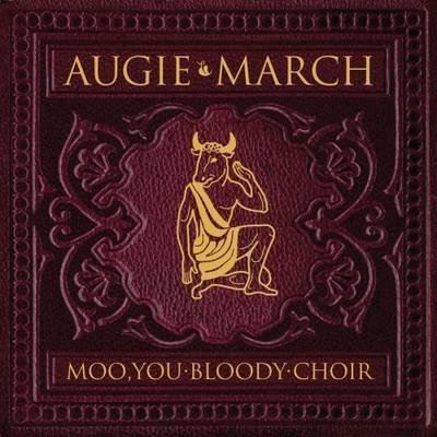 Moo You Bloody Choir by Augie March Cd