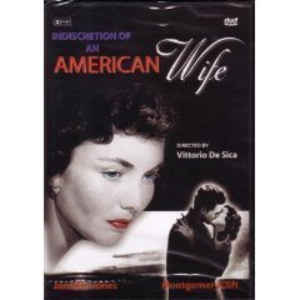 Indiscretion Of An American Wife Dvd