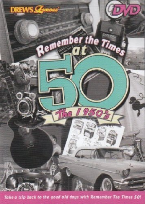 Remember The Times At 50 Dvd