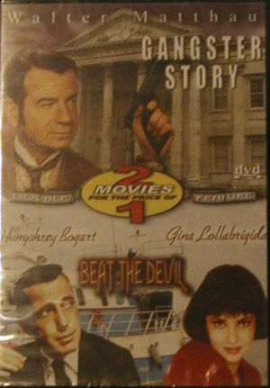 Gangster Story / Beat the Devil Dvd