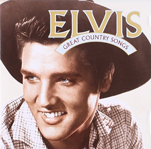 Great Country Songs by Elvis Presley Cd