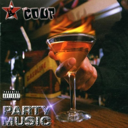 Party Music by Coup Cd