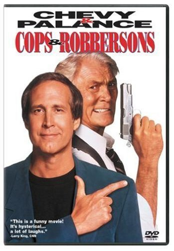 Cops and Robbersons Dvd