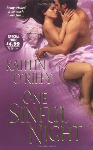 One Sinful Night By Kaitlin Oriley