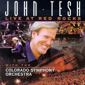 Live at Red Rocks Live Edition by John Tesh Cd