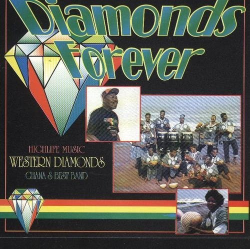 Diamonds Are Forever by Western Diamonds Band Cd