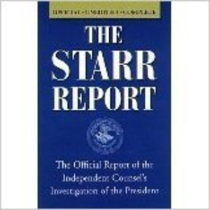 The Starr Report: Shaming the President