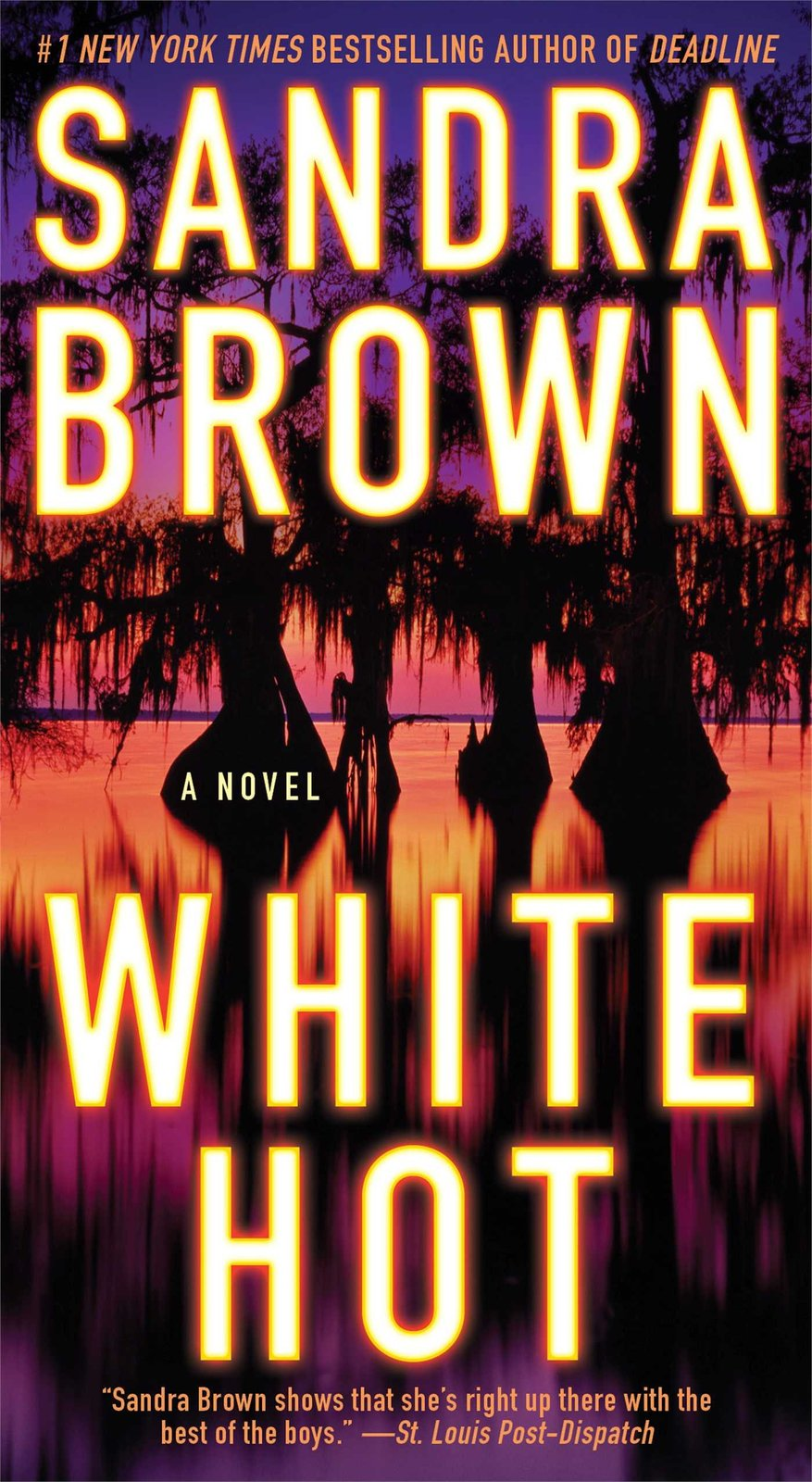White Hot by Sandra Brown