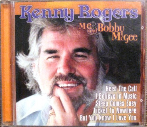 Me & Bobby Mcgee by Rogers, Kenny Cd