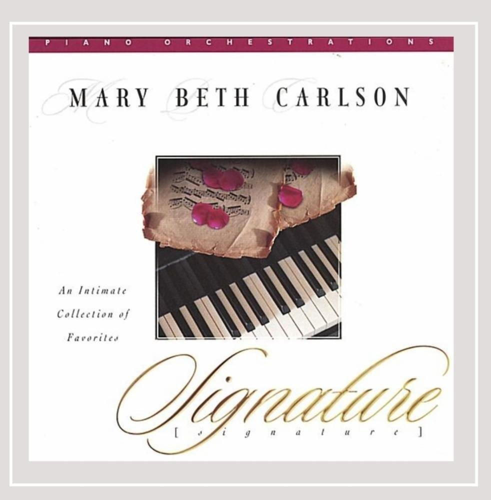 Signature By Mary Beth Carlson Cd