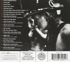 Songs by Willie Nelson Cd image 2