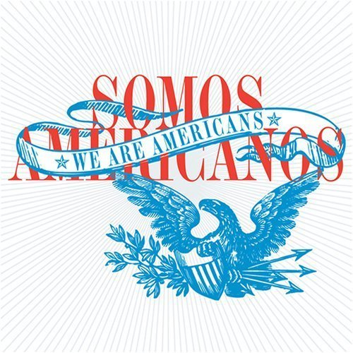 Somos Americanos by Various Artists Cd