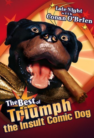 Late Night with Conan O'Brien - The Best of Triumph the Insult Comic Dog Dvd