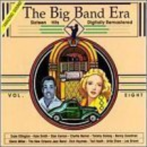 Big Band Era, Vol. 8 by Big Band Era Cd