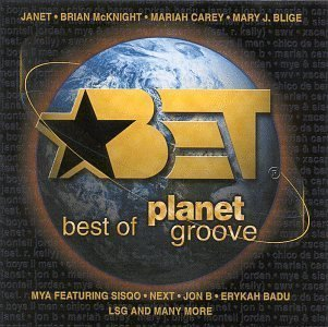 Bet: Best of Planet Groove by Bet-Best of Planet Groove Cd