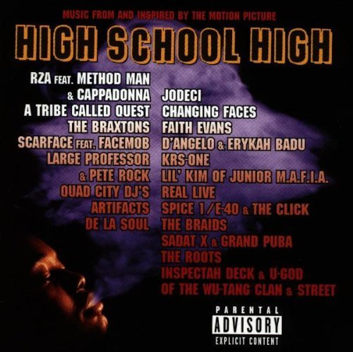 High School High by Original Soundtrack Cd