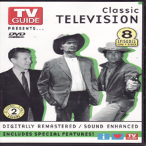 TV Guide Presents Classic Television Dvd image 1
