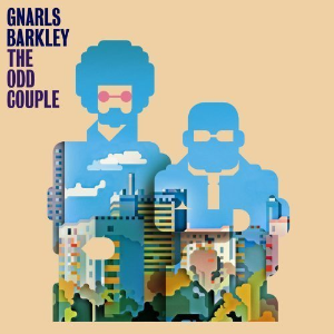 The Odd Couple by Gnarls Barkley Cd