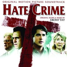 Hate Crime Motion picture Soundtrack  Cd - $10.25