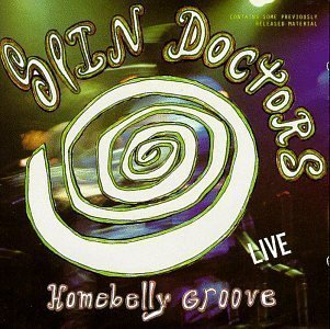 Homebelly Groove by Spin Doctors Cd