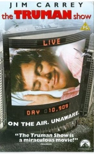 The Truman Show Vhs