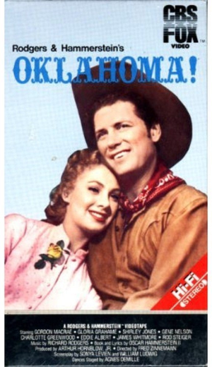Oklahoma! Rogers & Hammerstein Vhs