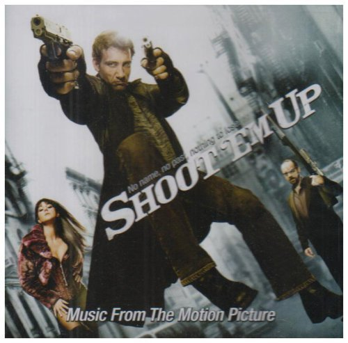 Shoot Em Up by Various Artists Cd