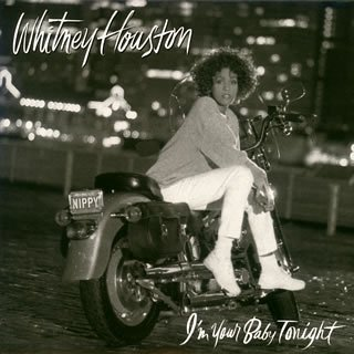 I'm Your Baby Tonight by Houston, Whitney Cd