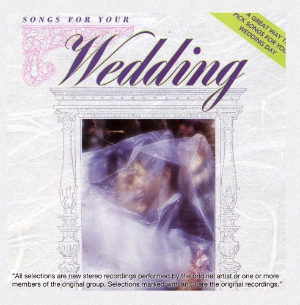 Songs for Your Wedding by Starsound Orchestra with Vocals Cd