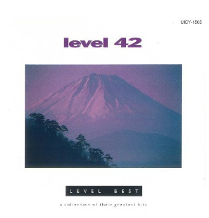 Level Best by Level 42 Cd