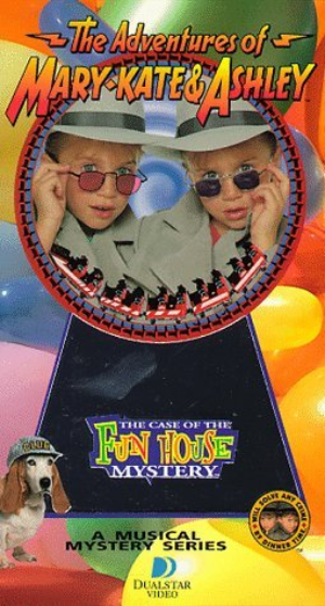 The Adventures of Mary-Kate & Ashley: The Case of the Fun House Mystery Vhs