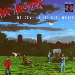 Welcome to the Real World by Mr Mister Cd