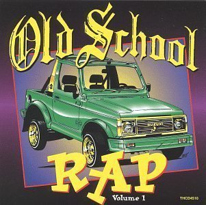 Old School Rap Volume 1 Cd