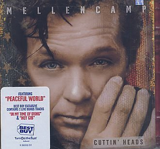 Cuttin' Heads By John Mellencamp Cd