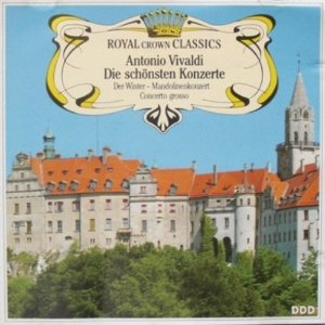 Royal Crown Classics: Antonio Vivaldi, Die Schonsten Konzerte Cd