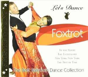 Let's Dance - Foxtrot Cd