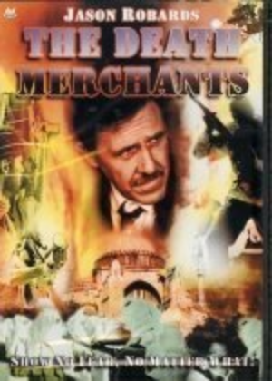The Death Merchants Dvd